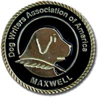 Maxwell Award - Dog Writers Association of America